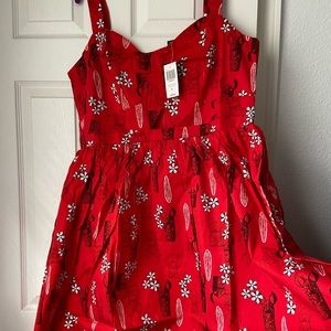 Her Universe Lilo and Stitch Dress